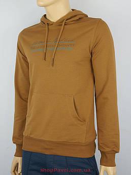 Чоловіча толстовка Rake Concept 6598 H коричневого кольору