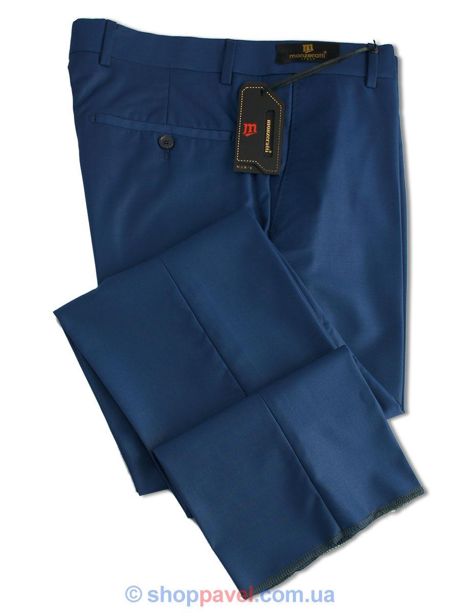 Класичні чоловічі брюки Monzeratti 0495 різних кольорів