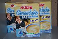 Горячий Шоколад Ristora белый (ИТАЛИЯ) 5x23 грамм.