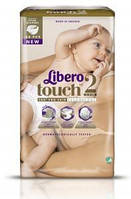 Подгузники детские Libero Touch 2 3-6 кг 66 шт