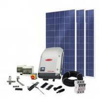 Сетевая солнечная электростанция 15кВт «Зеленый тариф»