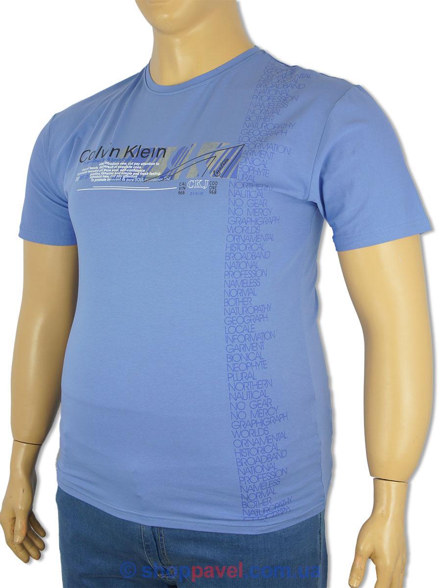 Чоловіча футболка  PC-1334 великих розмірів