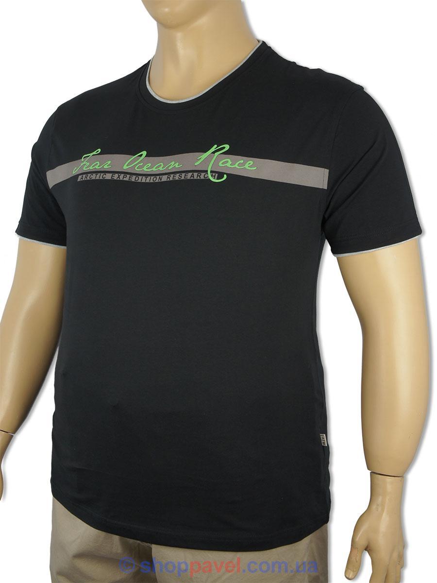 Чоловіча футболка RIVI SPORT 4102 великих розмірів