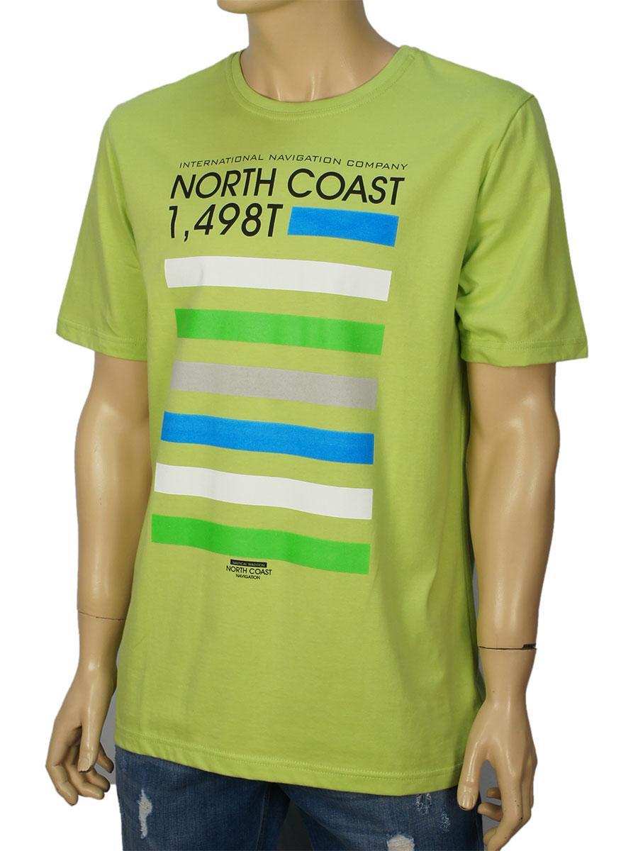 Чоловіча футболка GT 3062 100% бавовна