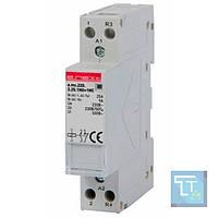Модульный контактор e.mc.220.2.25.1NO+1NC, 2р, 25А, 1NO+1NC, 220В, E.Next