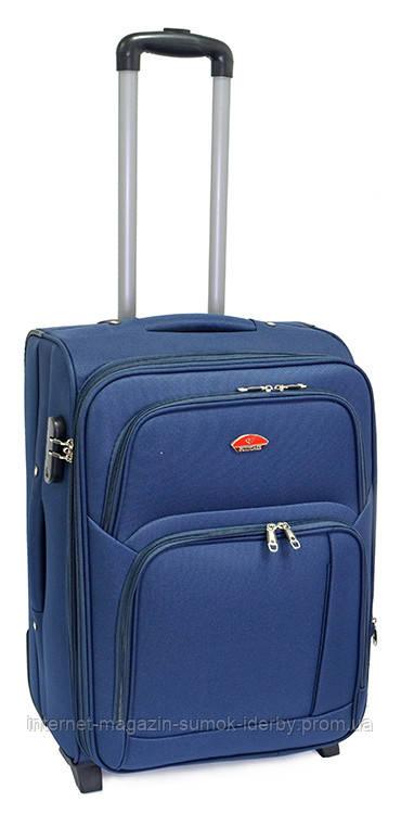 Чемодан Suitcase средний 11404-24 синий