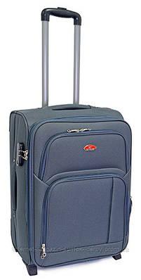 Чемодан Suitcase средний 11404-24 серый