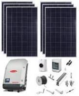 Сетевая солнечная электростанция 27кВт «Зеленый тариф»