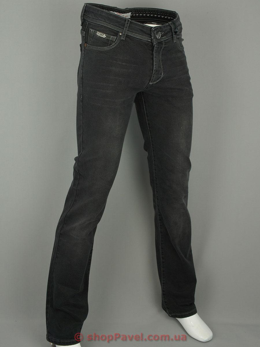 Чоловічі джинси Differ E-2009 SP.0749-12 сірого кольору