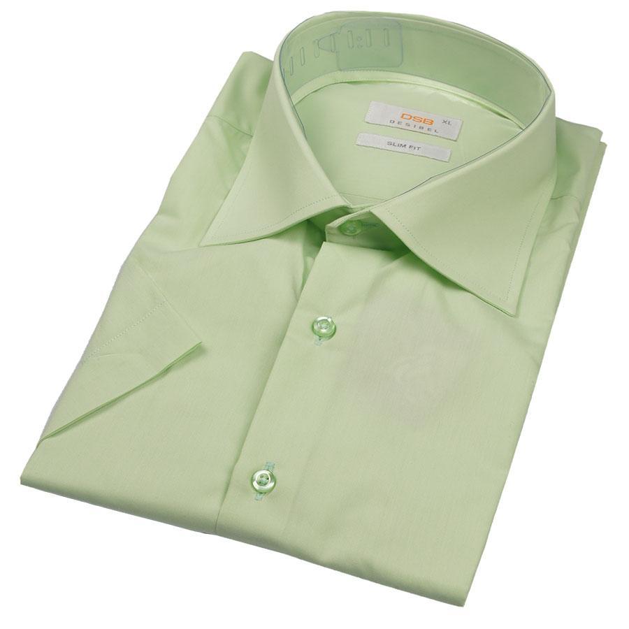 Чоловіча класична сорочка Negredo 27015  в мятном кольорі