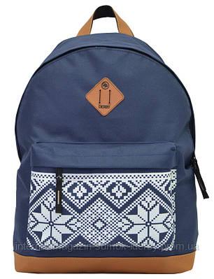Рюкзак городской DERBY 0100602 синий