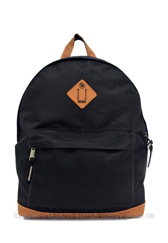 Рюкзак городской DERBY 010560 черный