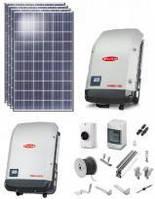 Сетевая солнечная электростанция 30кВт «Зеленый тариф»