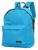 Рюкзак городской   DERBY 0100619 голубой, фото 1