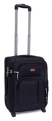 Чемодан Suitcase маленький 11404-20 черный