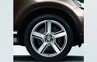 Легкосплавные диски R21 VAG дизайн Dolomit Titanium для VW Touareg (7P)