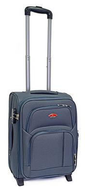 Чемодан Suitcase маленький 11404-20 серый