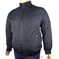 Чоловіча демісезонна куртка Santorio SM 8216 B Lakivert великий розмір