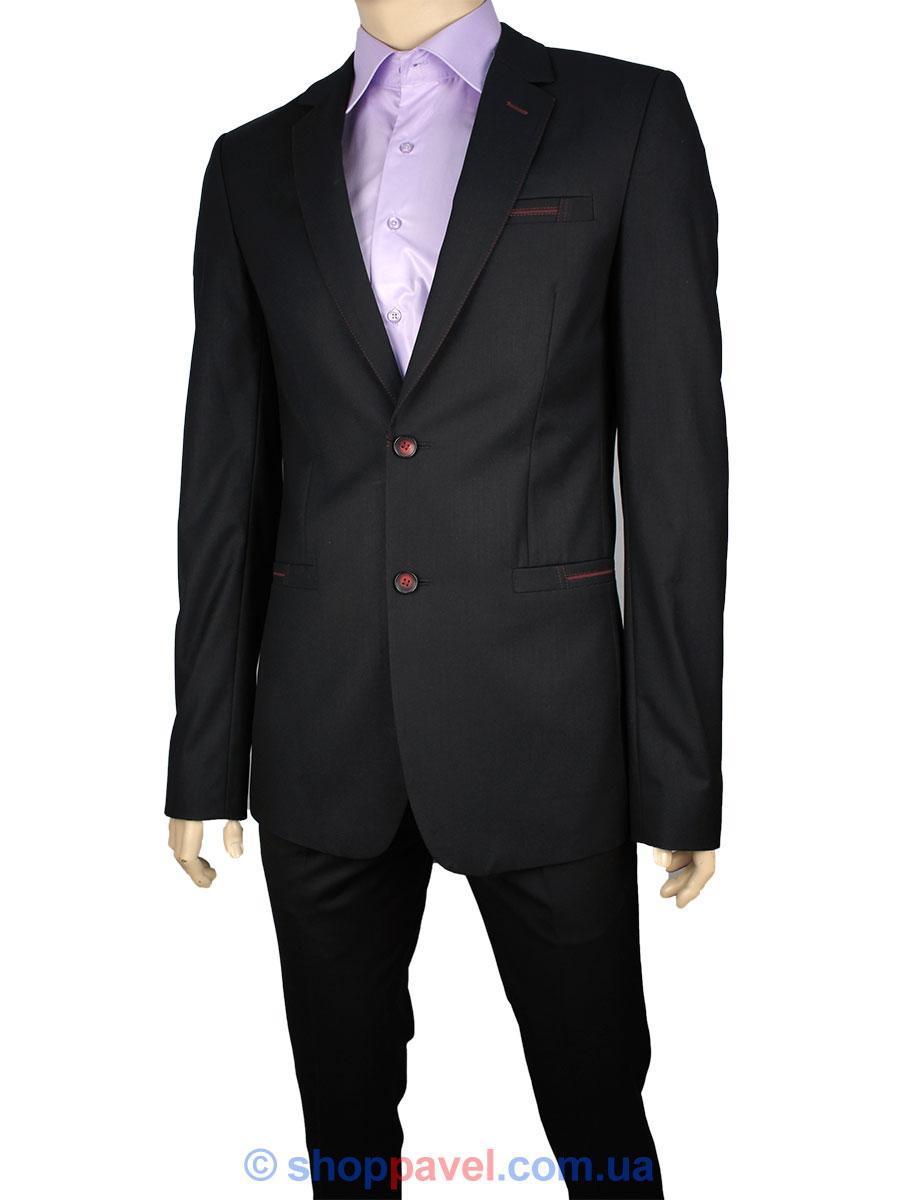 Класичний чоловічий приталений костюм Legenda Class 2088к.4