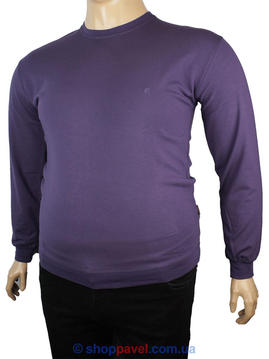 Батник чоловічий La Peron 0340 фіолетового кольору
