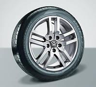 Легкосплавные диски R19 VAG дизайн Diorit Sterling Silber для VW Touareg (7P)