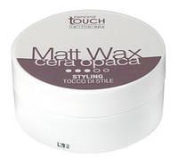 """Воск матовый для волос """"Personal Touch"""" Matt Wax  сильная фиксация (100ml)"""