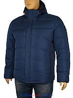 Чоловіча зимова куртка Malidinu великого розміру М-14211-С 2E#