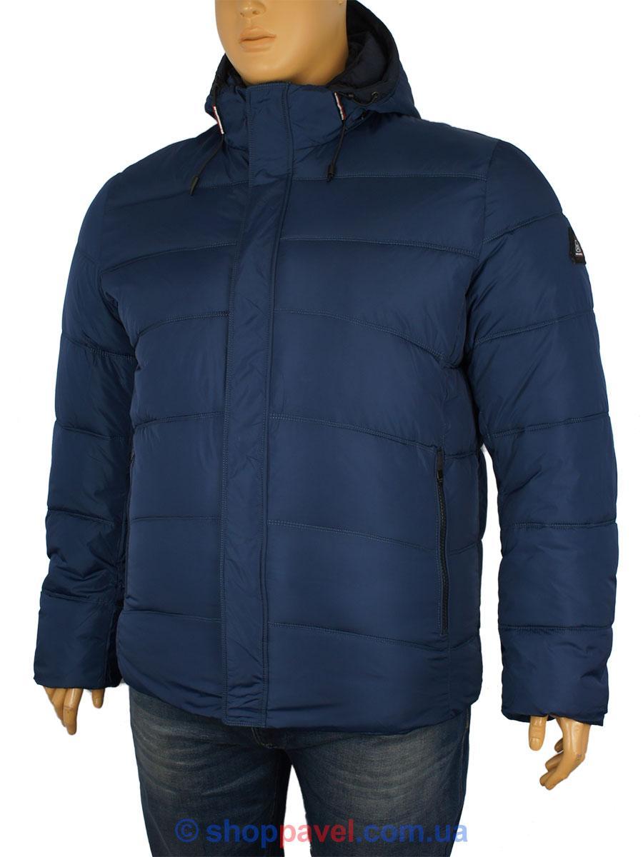 Зимова чоловіча куртка Malidinu М-14211-С 2E # в великому розмірі