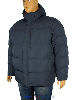 Чоловіча зимова куртка Sooyt Fashion M1162B 404# в великому розмірі