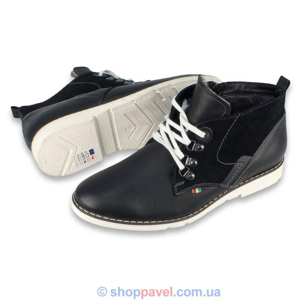 Зимове чоловіче взуття DUO Men 058 G в інтернет-магазині стильного ... 9ab5110d68818