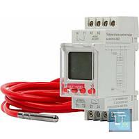 Реле контроля температуры e.control.h02 с внешним датчиком температуры, 16А АС/DC 24-240 с, E.Next