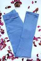 Леггинсы под джинс с геометрической вышивкой р.XS Tezenis