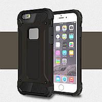 Чехол Apple Iphone 6 / 6S противоударный бампер Armor Shield черный