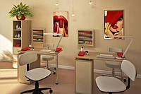 Комплекты мебели для мастера маникюра/педикюра