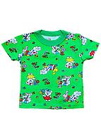 Детская футболка кулир