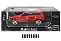 Машинка на радиоуправлении AUDI Q7 886-1201 В , масштаб 1:12, коробка 59х24х21 см
