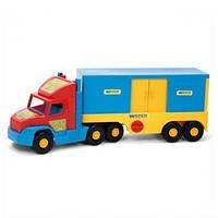 "Фургон ""Super Truck"", в кор. 79*28см, ТМ Wader (3шт)"