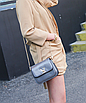 Сумка женская через плечо в стиле Vuitton Classic Серый, фото 4