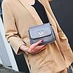 Сумка женская через плечо в стиле Vuitton Classic Серый, фото 3