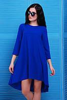 Женское платье Viva электрик FashionUp 42-48  размеры