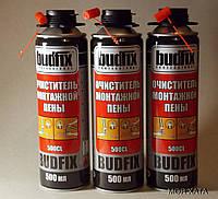Очиститель монтажной пены  BUDFIX 500CL 500 мл