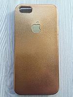 Золотистой чехол TPU для iphone 5/5S в упаковке