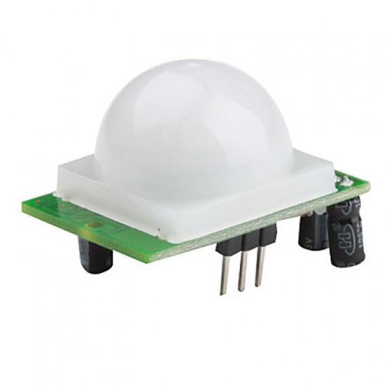 Датчик движения инфракрасный (PIR Sensor) HC-SR501 - GerBest.com.ua - Интернет-Магазин в Хмельницкой области