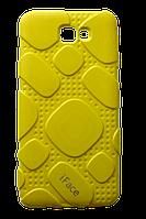Чехол силиконовый iFace New Samsung Galaxy J5 Prime G570F Yellow