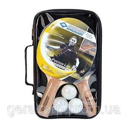 Набор для настольного тенниса Persson 500 Cork 2-Player Set, фото 2