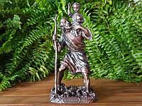 Коллекционная статуэтка Veronese Святой Кшиштоф WU76389A4
