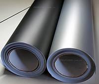 Пленка темно-серый матовый хром Scorpio Premium 1,52м