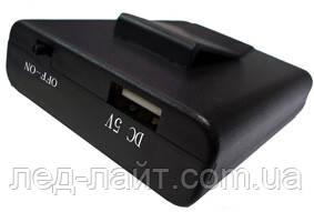Батарейный отсек АА (R6)*4шт с USB-выходом 5В