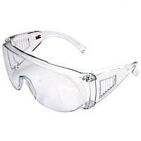 Защитные прозрачные очки 3M