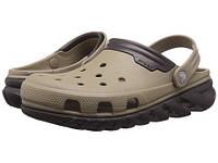 Мужские Крокс Crocs  Duet Max Clog